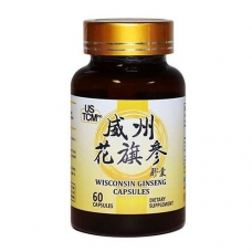 Wisconsin American Ginseng Capsules