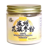 Wisconsin American Ginseng Powder