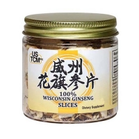Wisconsin American Ginseng Slices