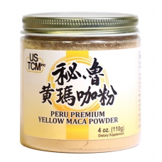 Pure Organic Peru Yellow Maca Powder