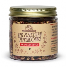 Red Szechuan Peppercorns