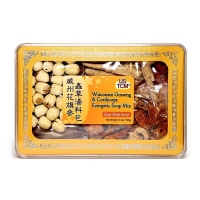 Wisconsin Ginseng & Cordyceps Energetic Soup Mix
