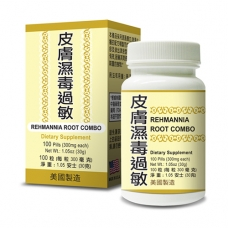 Rehmannia Root Combo
